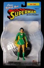 "2006 DC DIRECT CLASSIC SILVER AGE SERIES 1 LOIS LANE 6"" ACTION FIGURE MOC"