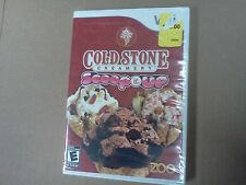 Cold Stone Creamery Scoop it Up Nintendo Wii - NEW - Factory Sealed