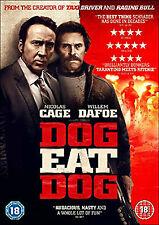 DOG EAT DOG          BRAND NEW SEALED GENUINE UK DVD