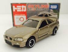 Takara Tomy Tomica Nissan SKYLINE 50th Anniversary GT-R ( R34 ) - Hot Pick