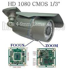 "AFH-B3M1312 HD 1080p 1100L CMOS 1/3"" Cs 4-9mm 36IRx0.8mm up to 170ft  O.S.D Menu"