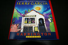 JERRY GARCIA BOOK HARINGTON STREET OUT OF PRINT WELL PRESERVED FAST SHIPPING!!!!