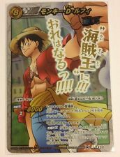 One Piece Miracle Battle Carddass OP08 Super Omega 20 Luffy Straw Hat Pirates