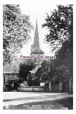 rp12738 - Bembridge Church , Isle of Wight - photograph