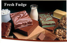 Fudge Buy 1 lb Get 1/2 lb FREE  Over 40 flavors to choose from!