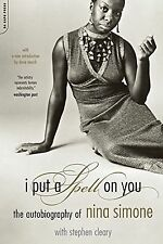 I Put A Spell On You: The Autobiography of Nina Simone NEW BOOK