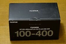 Fujifilm 100-400mm  f/4.5-5.6 lens NEW