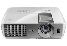 BenQ W1070 3D 1080P Home Theater Video Gaming Projector Church Bar 2000 Lumens