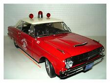 FORD FALCON POLICE DE PHILADELPHIE 1963 1/18 SUN STAR