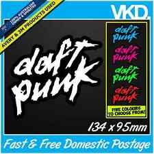 Daft Punk Sticker/Decal - Music Band Vinyl Techno French Electronic House Car