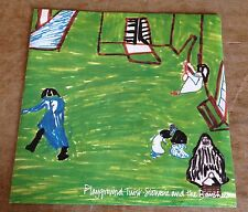 SIOUXSIE AND THE BANSHEES playground twist*pull to bits 1979 UK POLYDOR PS 45