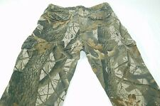 Outfitters Ridge Boy/Youth XXL (29W,27L) Realtree Camo Cargo Hunting Pants #P290