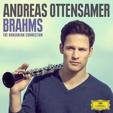 ANDREAS OTTENSAMER - BRAHMS: THE HUNGARIAN CONNECTION  CD NEU