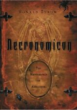 New, Necronomicon, Donald Tyson, Book