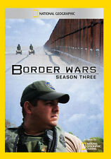 National Geographic: Border Wars - Season 3 [3 Discs] (2013, DVD NEUF)