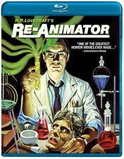 Re-Animator Blu-ray Region A BLU-RAY/WS