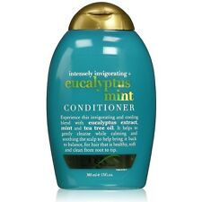 OGX Intensely Invigorating Eucalyptus Mint Conditioner 13 oz (Pack of 3)