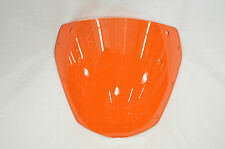 M1601.4AKMCH Genuine Buell Windscreen in Valencia Orange, XB12X Models (U9C)