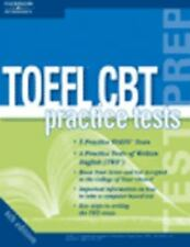 Toefl Cbt: Practice Tests (Toefl Cbt Practice Tests (Book Only), 2003)