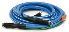 Pirit PWL-03-25 25' ft Grounded Heated Garden Hose Works Down to -42 Degrees!