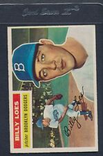 1956 Topps #270 Billy Loes Dodgers VG/EX *952