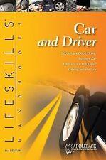 The 21st Century Lifeskills Handbook: Car and Driver-ExLibrary