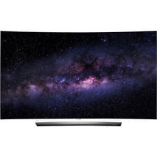 LG OLED65C6P 65-Inch C6 Series Curved 4K UHD OLED HDR 3D Smart TV with webOS 3.0