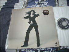 "a941981 Mariah Carey 12"" LD Laser Disc Live at Madison Square Garden"