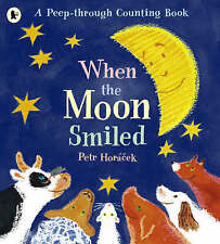 When the Moon Smiled-ExLibrary