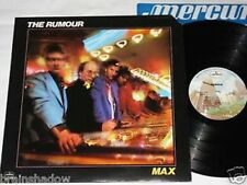 THE RUMOUR max LP Mercury Rec. US 1977 ROCK NEW WAVE
