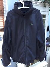 Lacoste Zip Up Tracksuit Sports Top Jacket Size 6 Amazing Condition