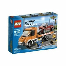 LEGO 60017 City Flatbed Tilt Truck Set