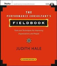The Performance Consultant's Fieldbook: Tools and Techniques for Impro-ExLibrary