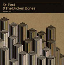 Half The City - St Paul & Broken Bones (2014, CD NEUF)
