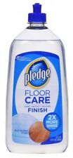 Pledge Floor Care Multi-Surface Finish Shine Protect Restore 27 Oz Clean New~