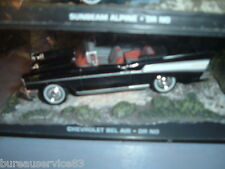 VOITURE NEUVE JAMES BOND 007 CAR COLLECTION - CHEVROLET BEL AIR