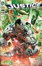 JUSTICE LEAGUE NEW 52 VOLUME 20 EDIZIONE LION