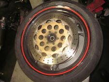 ducati m750 M900 early front wheel nice monster 900ss