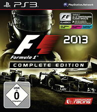 F1 2013 Complete Edition ps3 muy bien