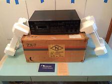 NAKAMICHI ZX-7  CASSETTE DECK
