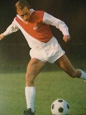 Heinz Hornig 1. FC Köln Bergmann Aral 1966 Sammelbild