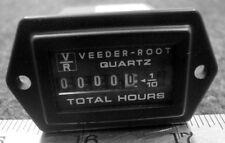 NEW Veeder-Root 7795-65-216 Hour Meter 10-32V DC TOTALIZING Timer Engine Genset