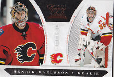 2010-11 LUXURY SUITE HENRIK KARLSSON RC /899 #181