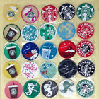 Starbucks Coffee Coaster Rubber Collectibles Souvenirs Mug Cup Mat, 29 Styles