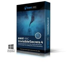 InvisibleSecrets , Encrypt & Hide Files Folders,Password protect files & Apps