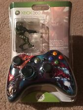 xbox 360 halo 3 limited edition unopened controller