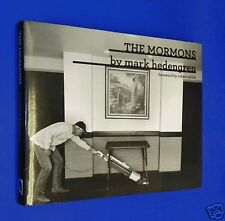 2010 The Mormons First Edition HCDJ Photo Art Hardcover w/ DJ Mark Hedengren LDS