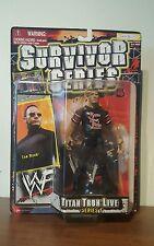 SURVIVOR SERIES 1 THE ROCK 1999 WWF WWE TITAN TRON LIVE MOC MINT!! JAKKS PACIFIC