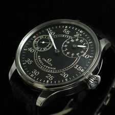 Mens MILITARY STYLE 1912 OMEGA FACTORY Vintage REGULATEUR Watch COLLECTABLE