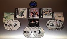 Final Fantasy VII VIII IX ☆☆ Complete w/ MINT CASES ☆☆ 7 8 9 - PS1 Playstation 1